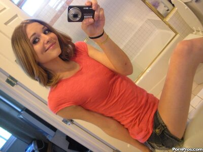Изображение помечено: Skinny, Brunette, Kasey Chase, Cute, Safe for work, Selfie, Small Tits, Smiling